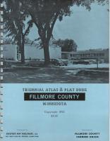Title Page, Fillmore County 1970